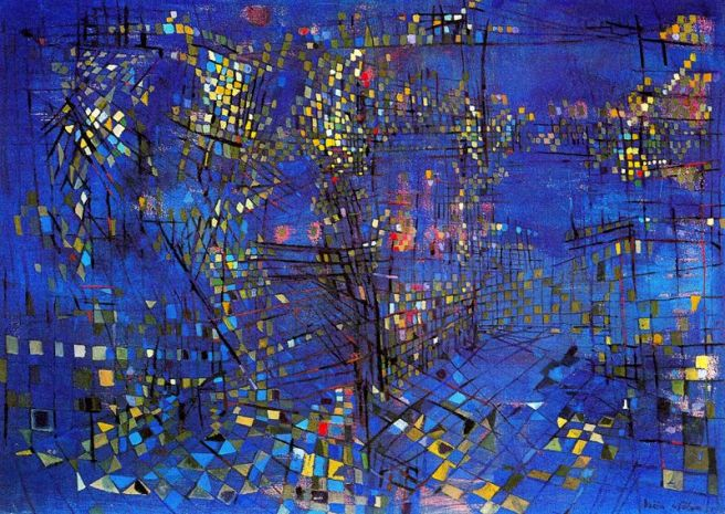 paris-de-nuit-maria-elena-vieira-da-silva-1951-54-x-73-collection-particuliere